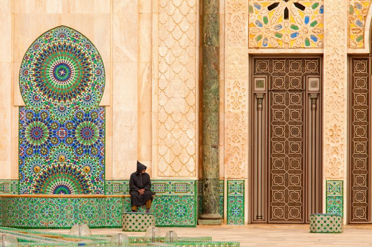 mosquee hassan ii casablanca maroc