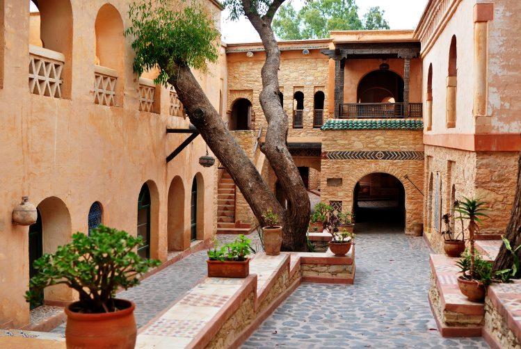 medina agadir itineraire