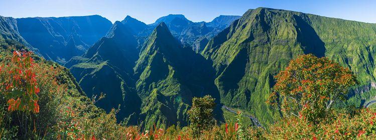 La Réunion: où faire de la randonnée?