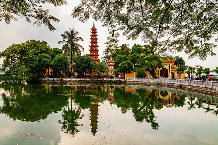 Vietnam Hanoï musique