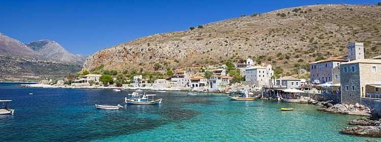 Grèce: 5 lieux où se sentir au bout du monde