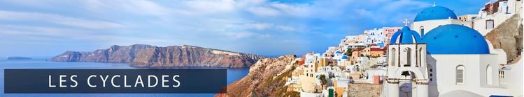 Découvrir Îles Grecques - Les Cyclades
