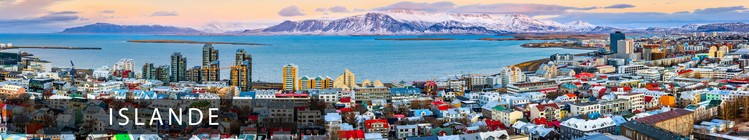 Découvrir l' Islande