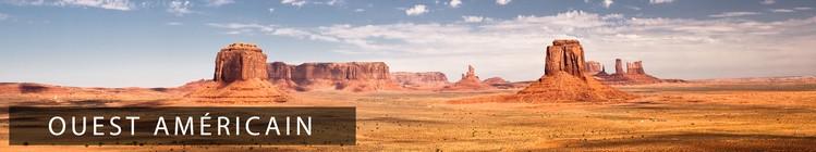 Découvrir les Parcs nationaux de l'Ouest américain