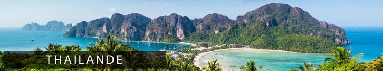 Découvrir la Thaïlande