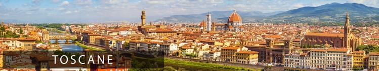 Découvrir la Toscane